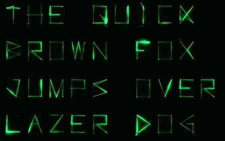 lasertype